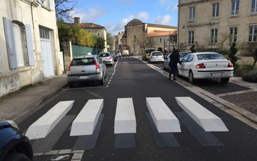 3d pedestrian crossings from CPLAS